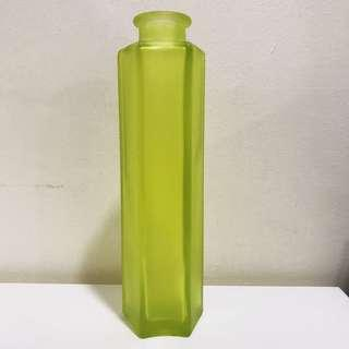 IKEA flower vase - green