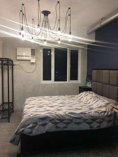 MPlace Residences Across ABS-CBN QC Tower A 18/F Cozy Studio w/ or w/o Parking