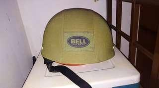 BELL MILITARY MADE IN USA HALF HELMETS