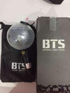 BTS OFFICIAL LIGHT STICK Ver 1
