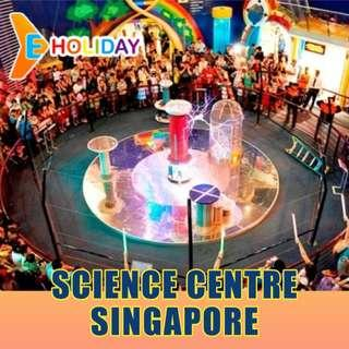 🚚 Singapore Science Centre