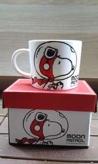 Snoopy史努比全新馬克杯