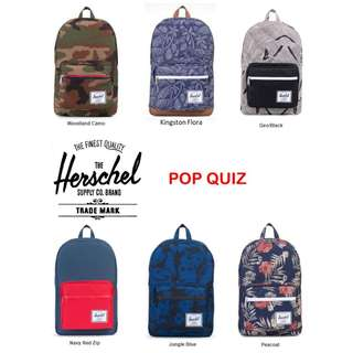 8bdc4930d23 Herschel Pop Quiz Backpack   Herschel   Herschel Supply Pop Quiz Backpack