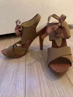 Stella McCartney platform sandal 高跟涼鞋