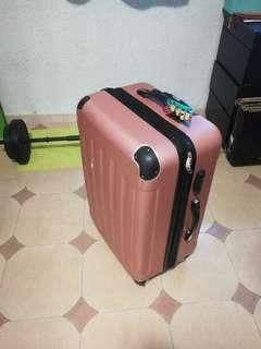 """🚚 26"""" expandable luggage with stoppers"""
