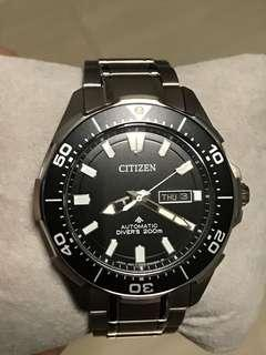 🚚 Citizen ProMaster Titanium Automatic Dive Watch
