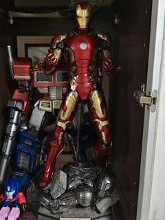 Hot Toys 1:4 Iron Man Mark 43 QS Quarter scale