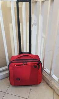 Slightly Used AUTHENTIC CRUMPLER Laptop Trolley