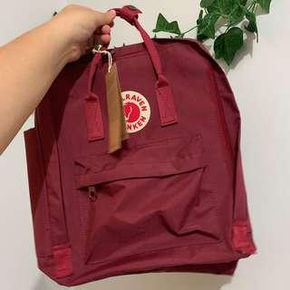 fjallraven kanken bag (medium)