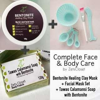 COMPLETE FACE & BODY CARE