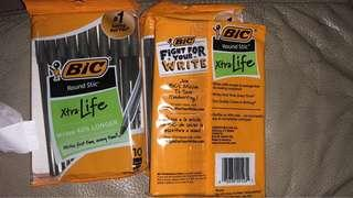 BIC balllpen authentic free normal postage