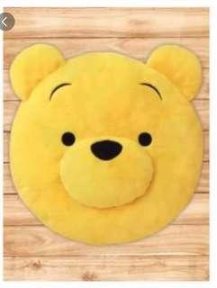 Winnie The Pooh Cushion - 小熊維尼 箍臣 50CM