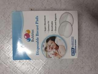 Bubbles Disposable Breast Pads