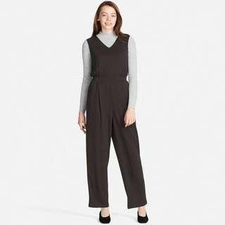 Uniqlo Jumpsuit Army