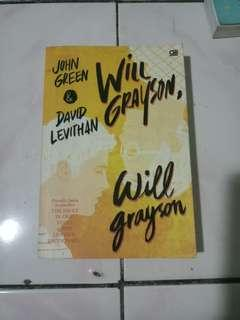 Novel Will Grayson
