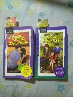 Wattpad Books: Seducing Drake Palma 1&2