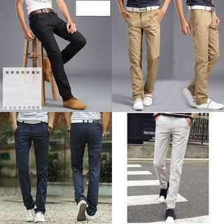 BN Men Casual Long Pants