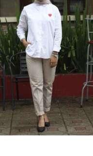 Celana Bahan - BAGGY PANTS