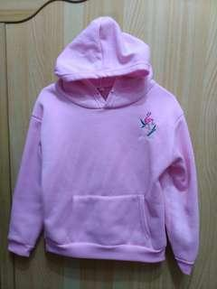 🚚 粉紅帽T M號