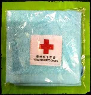 紅十字會小方巾(藍色)