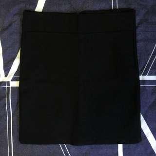 🚚 Black Bandage Skirt