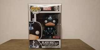Black Bolt Pop