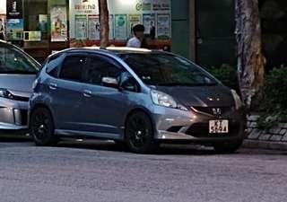 HONDA FIT RS 2008