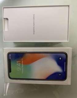 I-phone X (256GB - storage) ❤️❤️