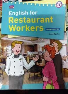🚚 餐旅英文會話(English for Restaurant Workers)