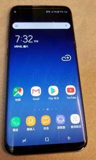 samsung S8 Plus 128GB 旺角交收減100