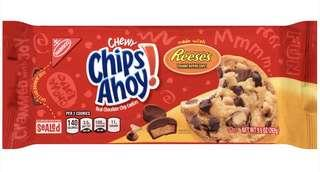 Chips Ahoy Chewy Reeses Cup