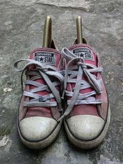 Converse Slim pink