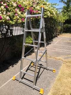 Scaffolding abd ladder system