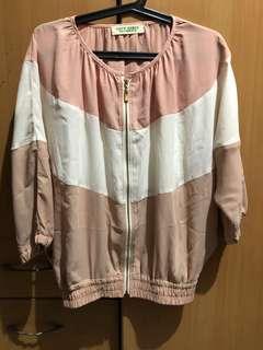 Pink blouse or jacket