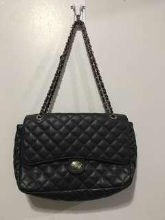 Channel inspired bag