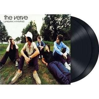 The Verve - Urban Hymns LP, (Brand New)
