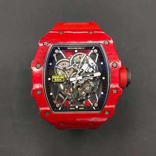 Richard Mille RM35-02 Red