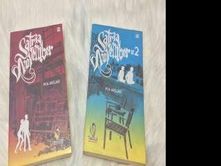 Novel Remaja - SATRIA NOVEMBER