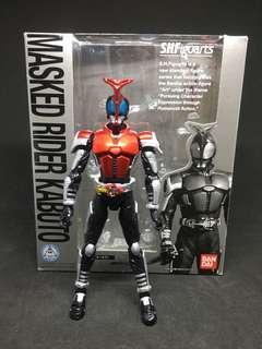 S.H.figuarts Kamen Rider Kabuto