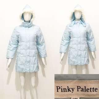 Pinky pallete winter coat / jacket