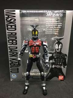 S.H.figuarts Kamen Rider Dark Kabuto