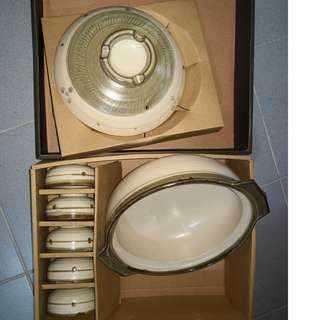 紗鍋4碗套裝