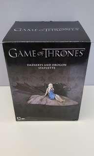 權力遊戲 Game of Thrones 飛龍 figure