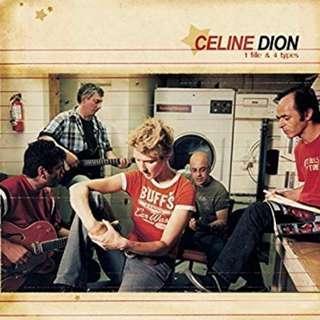 Celine Dion - 1 Fille & 4 Types LLP, (Brand New)
