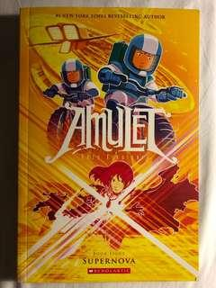 🚚 Amulet, book eight