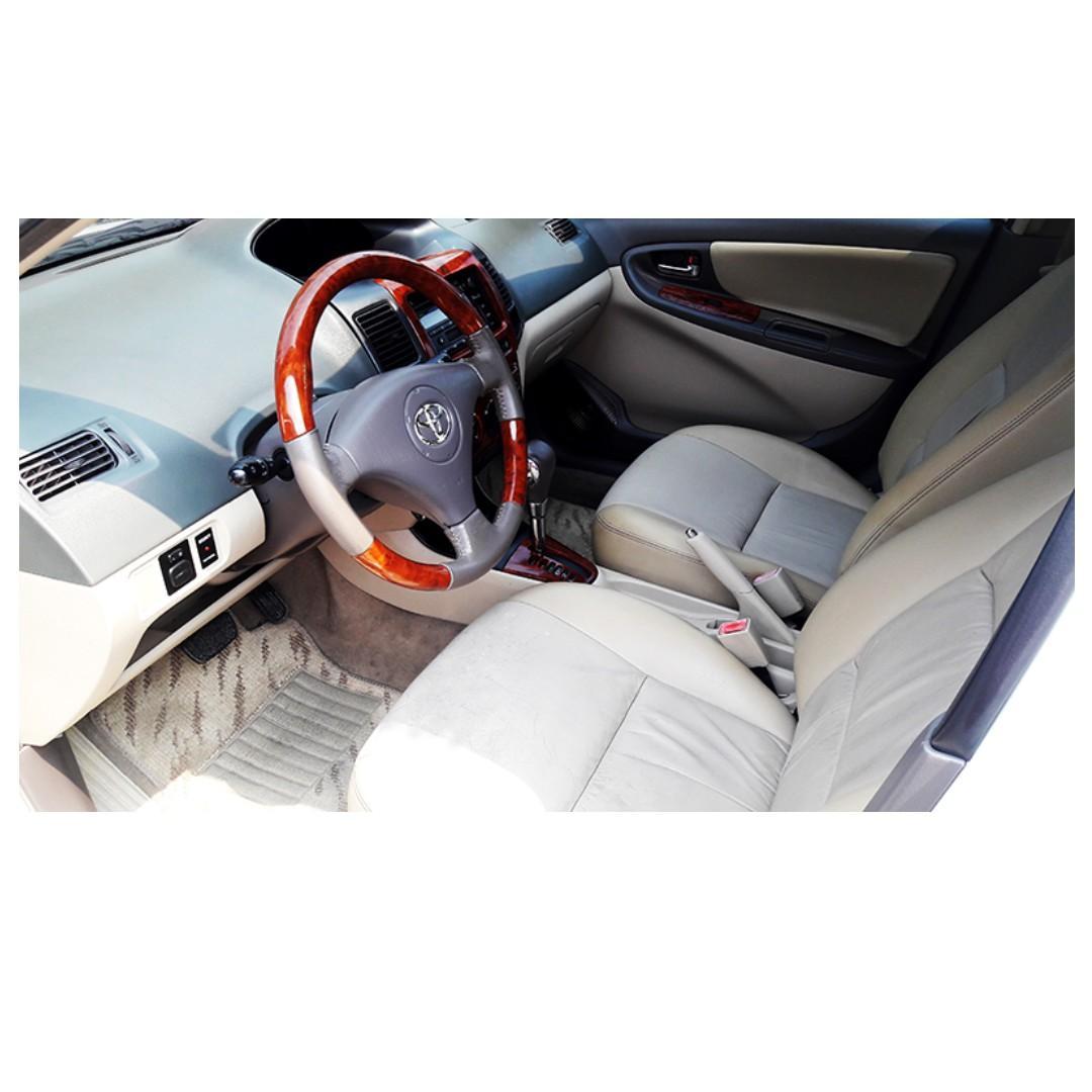 2004 Toyota Vios 1.5 白 FB搜尋 : 『阿文の圓夢車坊』