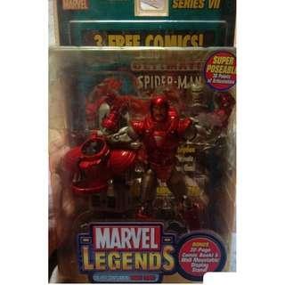 Marvel Silver Centurion Ironman