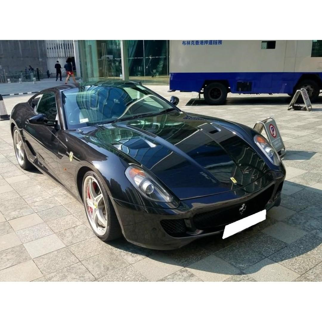 2007 Ferrari 599 GTB Fiorano HGTE (F141)