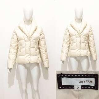 Anyfam down winter coat / jacket (BULU ANGSA)