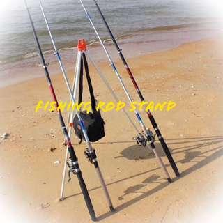 🚚 Fishing Rod Stand